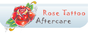 Rose Tattoo Aftercare